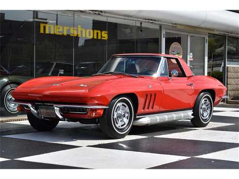 1966 Chevrolet Corvette for sale in Springfield, OH