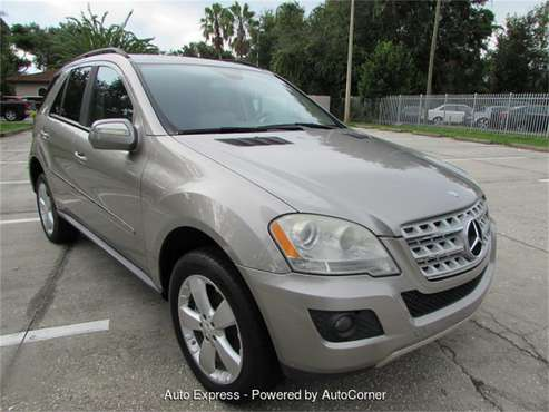 2009 Mercedes-Benz ML350 for sale in Orlando, FL