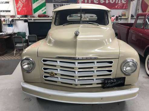 1953 Studebaker 2R10 3/4T C cab 8'long bed for sale in Palo Pinto, TX