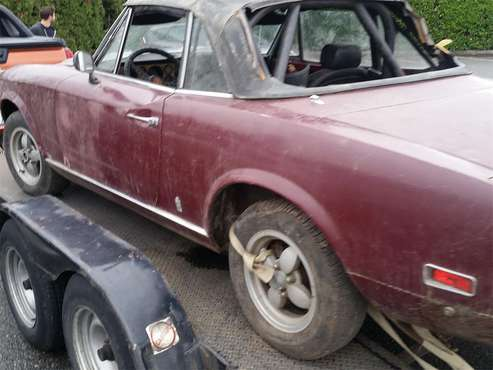 1972 Fiat 124 for sale in Carnation, WA