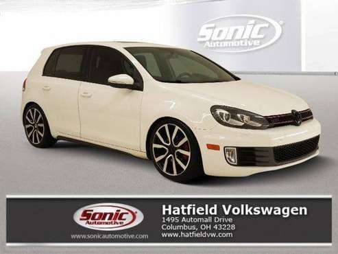 2013 GTI Autobahn Automatic for sale in New Albany, OH