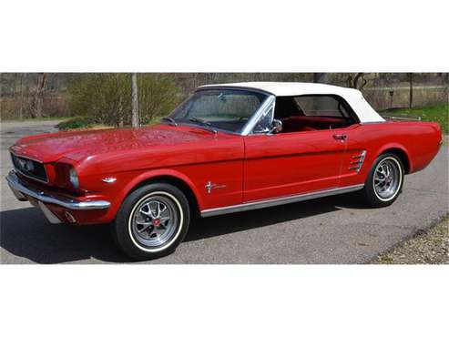 1966 Ford Mustang for sale in Battle Creek, MI