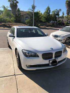 BMW 740I 2012 Immaculate Condition! for sale in El Cajon, CA