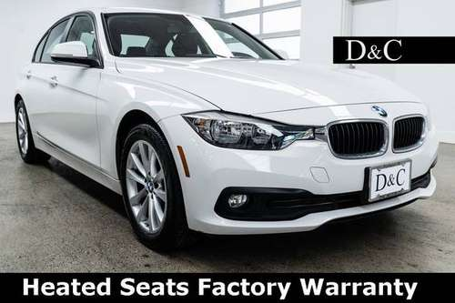2016 BMW 3 Series 320i Sedan for sale in Milwaukie, OR