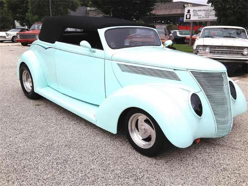 1937 Ford 3-Window Coupe for sale in Stratford, NJ