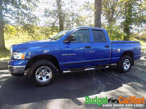 2005 Dodge Ram 1500 4dr Quad Cab 140.5 WB 4WD SLT for sale in Norton, OH