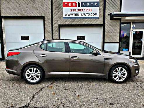 2012 Kia Optima EX 4dr Sedan 6A - Trades Welcome! for sale in Dilworth, MN