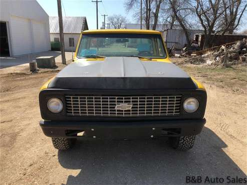 1969 Chevrolet C/K 10 for sale in Brookings, SD