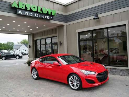 2013 Hyundai Genesis Coupe 2.0T R-Spec with for sale in Murfreesboro TN, TN