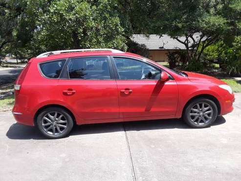2012 Hyundai Elantra Touring for sale in Austin, TX
