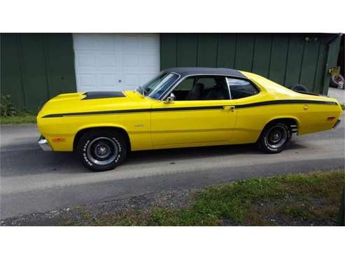 1972 Plymouth Duster for sale in Cadillac, MI