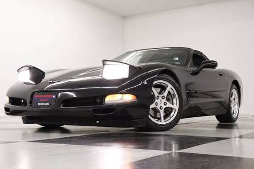 5.7L V8! 6-SPEED MANUAL! 2004 Chevrolet *CORVETTE COUPE* Removavle... for sale in Clinton, MO