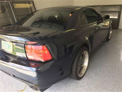 2001 Ford Mustang for sale in Cadillac, MI