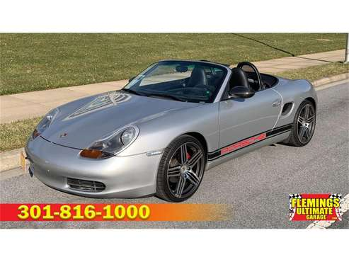 1999 Porsche Boxster for sale in Rockville, MD