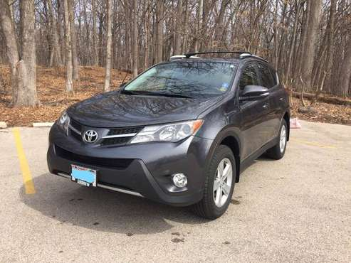TOYOTA RAV4 XLE 55'500miles for sale in Brookfield, WI