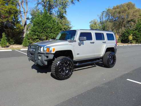 LIFTED 2009 HUMMER H3 4X4 for sale in Fredericksburg, VA