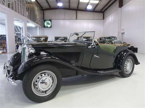 1953 MG TD for sale in St. Louis, MO