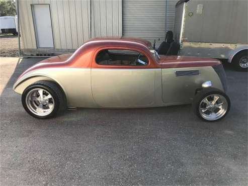 1937 Ford Coupe for sale in Cadillac, MI