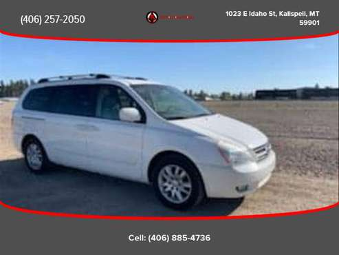 2006 Kia Sedona - Financing Available! for sale in Kalispell, MT