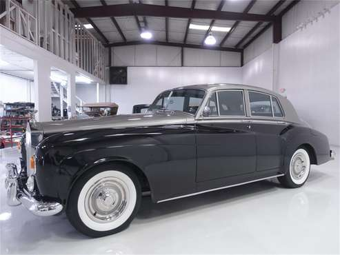 1965 Rolls-Royce Silver Cloud III for sale in St. Louis, MO