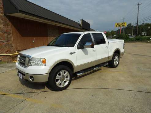 2007 F150 King Ranch Crew Cab 4x4 for sale in Rocky Face, TN