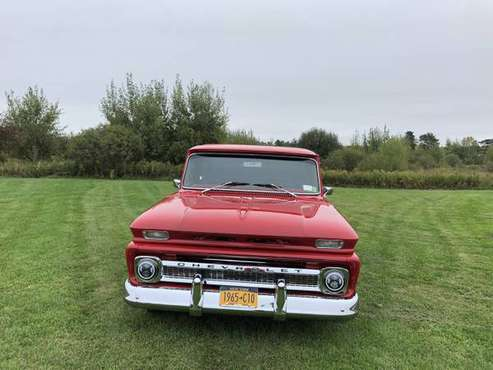 1965 Chevy C10 pickup for sale in Clifton Park, NY