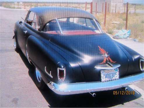 1952 Studebaker Commander for sale in Cadillac, MI