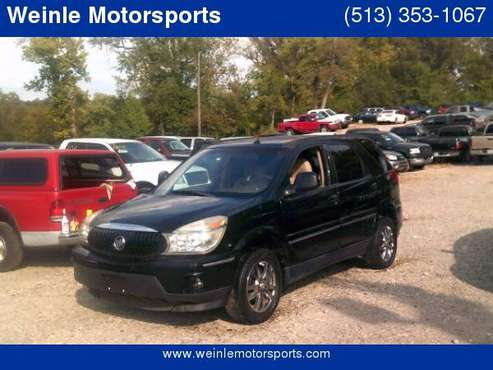 2005 Buick Rendezvous Ultra **ZERO DOWN FINANCING AVAILABLE**2006 AND for sale in Cleves, OH