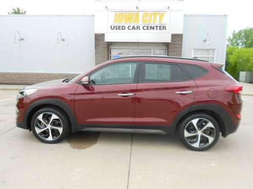 2016 Hyundai Tucson Limited for sale in Iowa City, IA