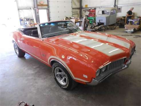 1969 Oldsmobile Cutlass for sale in Cadillac, MI