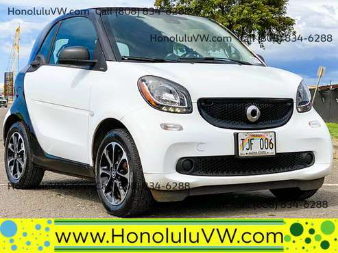 2017 Smart Fortwo Passion coupe Excellent! Call for sale in Honolulu, HI