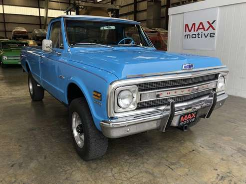 1969 Chevrolet C20 for sale in Pittsburgh, PA