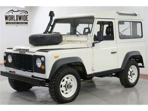 1990 Land Rover Defender for sale in Denver , CO