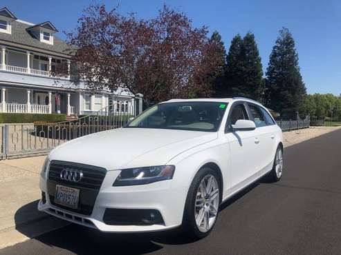 2011 Audi A4 Quattro Premium Wagon. 😎Financing for sale in Livermore, CA