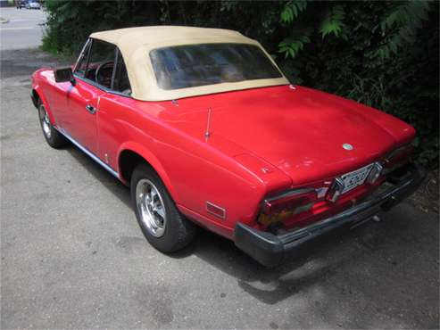 1979 Fiat 124 for sale in Stratford, CT