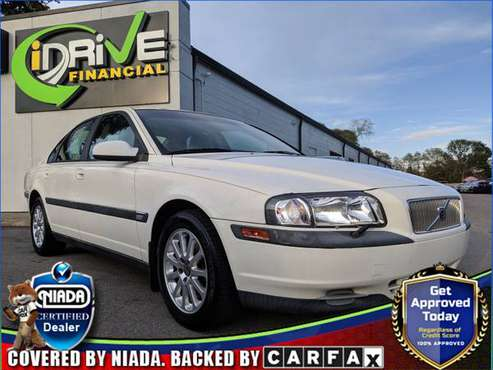 Volvo S80 CLASSIC only has 65,614 for sale in Louisville, KY