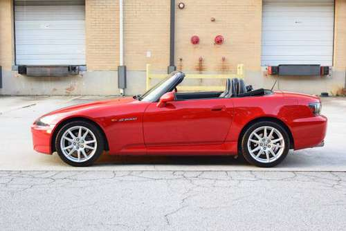 2004 Honda S2000 // 1-Owner // 100% Factory Stock // New Top & Tires for sale in Tucker, GA