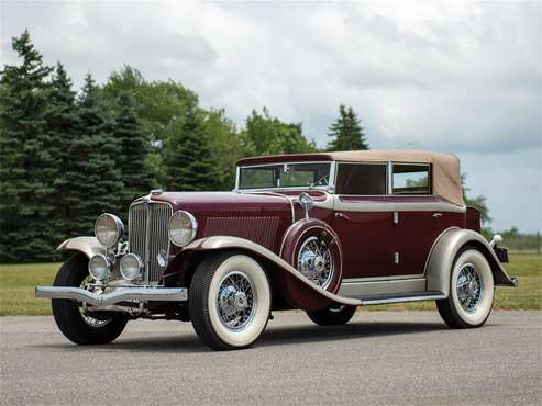 1931 Auburn Phaeton for sale in Auburn, IN