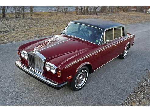 1975 Rolls-Royce Silver Shadow for sale in Carey, IL