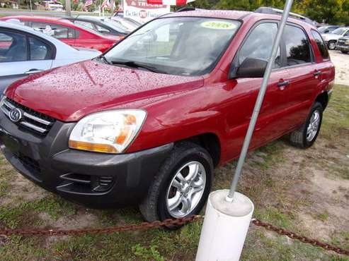 2006 Kia Sportage EX V6 2.7L V6 MPI DOHC 2.7L for sale in DeLand, Florida, FL
