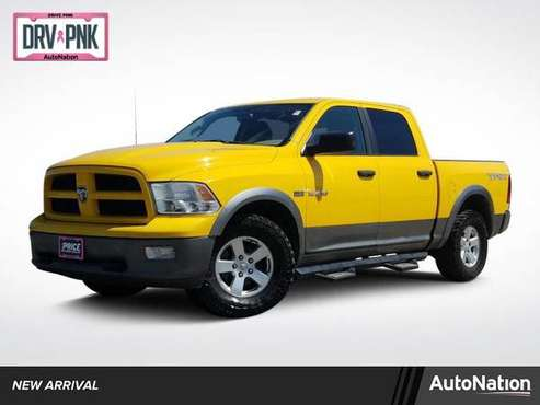 2009 Dodge Ram 1500 TRX SKU:9S744674 Crew Cab for sale in Fort Worth, TX