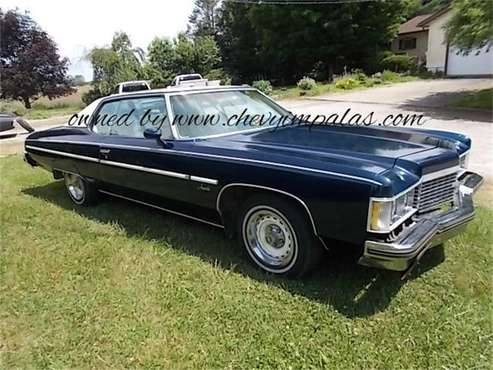 1974 Chevrolet Impala for sale in Creston, OH