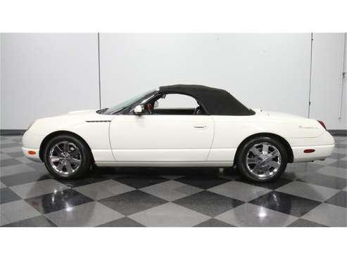 2002 Ford Thunderbird for sale in Lithia Springs, GA