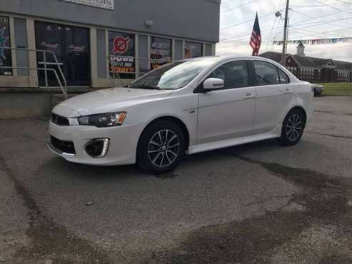 2017 Mitsubishi Lancer ++ LOADED UP ++ EASY FINANCING +++ for sale in Lowell, AR