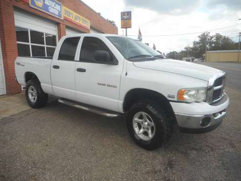 DODGE RAM SLT QUAD CAB 4X4-TRADES WELCOME*CASH OR FINANCE for sale in Benton, AR