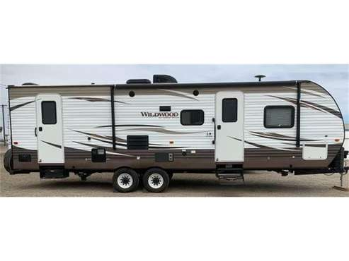 2017 Forest River Wildwood for sale in Cadillac, MI