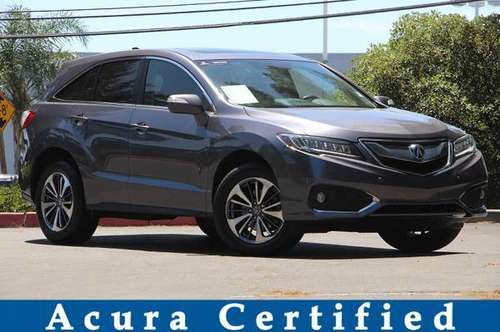 2017 Acura RDX Modern Steel Metallic Sweet deal!!!! for sale in Concord, CA