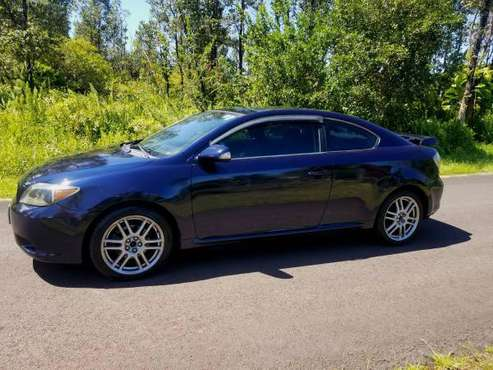 2007 Scion TC 83k miles for sale in Keaau, HI