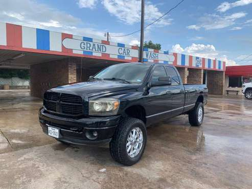 2008 dodge ram 3500 for sale in Gainesville, TX