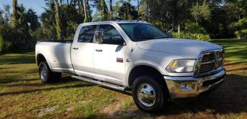 2012 Ram 3500 Laramie Dually 4x4 for sale in North Fort Myers, FL